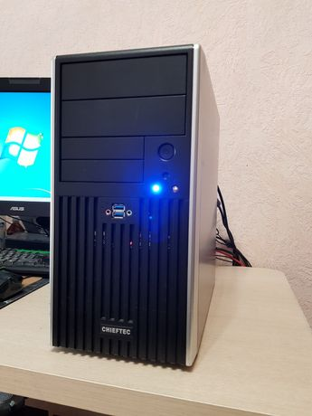 Intel i7-4771 3.5-3.9ghz/16gb/500gb-Мощный компьютер системный блок