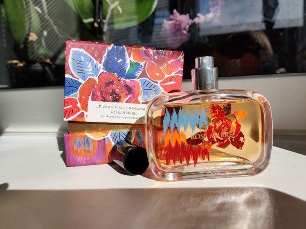 Парфюмированная вода Fragonard Rose Ambre 50ml духи парфюм
