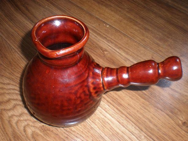 Кофеварка,керамическая турка.