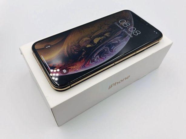 JAK NOWY • iPhone XS 64GB Gold • GWARANCJA 1 MSC • AppleCentrum