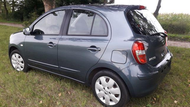 Nissan Micra k13 1.2 benzyna 2012rok