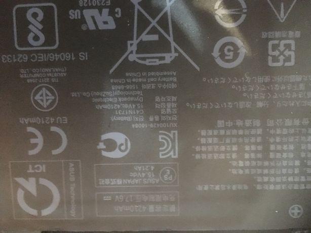 bateria laptop Asus poj 4335 MAh