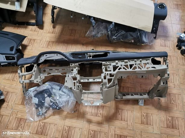Conjunto de Airbags Nissan X-Trail do ano 2014