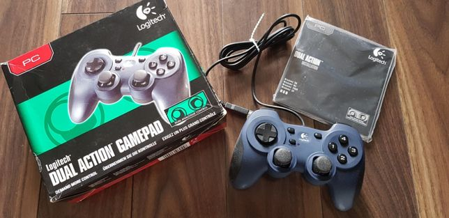 Logitech Dual Action Gamepad