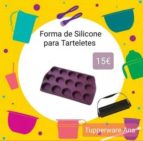 Tupperware - Formas de silicone