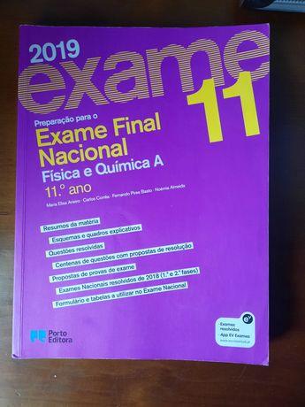 Preparação para o exame nacional de Física e química