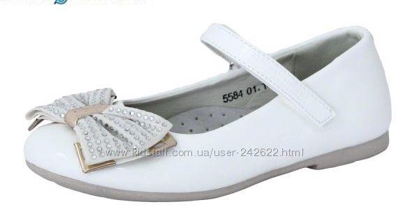 Праздничные новогодние туфельки Шалунишка, 31й -20,5 см
