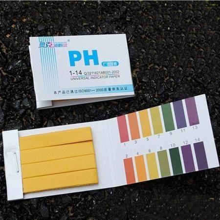 Лакмусовая бумага Лакмус Ph-метр рн-test пи аш Индикаторная