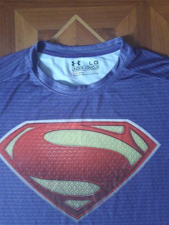 футболка Under Armour Alter Ego Superman