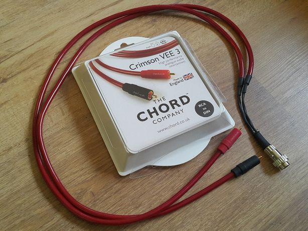 Chord Crimson vee 3 rca-din 4pin do Naim