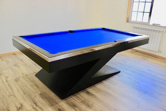 BilharesEuropa Fabricante Zen Luxury oferta tampo de vidro