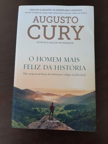 O Homem Mais Feliz da História, de Augusto Cury