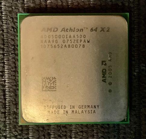 Процессор AMD Athlon 64 X2 5000+ 2,6GHz (ADO5000IAA5DO)