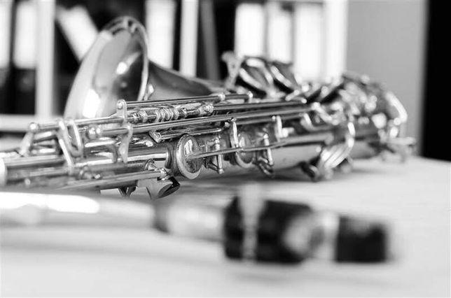 Lekcje gry na saksofonie i klarnecie