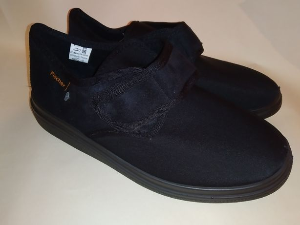 41 р. Fischer Новые диабетические ортопедические туфли ботинки