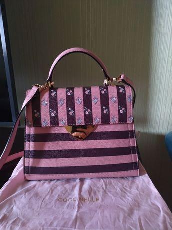 Продам сумку известного бренда COCCINEIIi  в идеальном состоянии