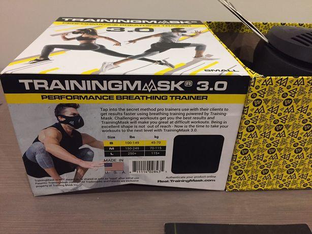 Тренировочная маска Training Mask 3.0. оригинал, размер S
