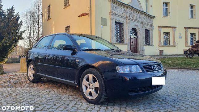 Audi A3 Audi A3 8l Lift 1.6 Benzyna+LPG 2 komplety kół