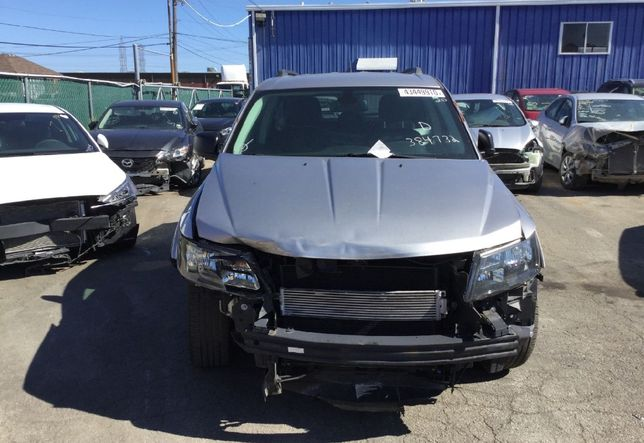2018 Dodge Journey SE в дорозі