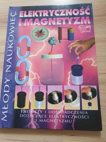 Książka Elektryczność i magnetyzm