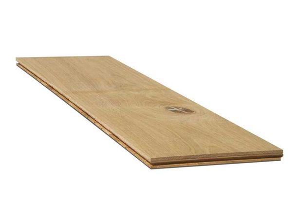 Deska podłogowa trójwarstwowa, surowa, klasa RUSTIC, szerokość 12cm