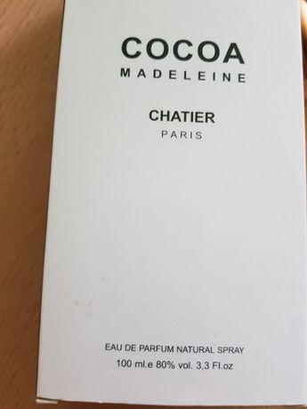 Chatier Cocoa Madeleine Delikatny, świeży, orientalny aromat pełen wd