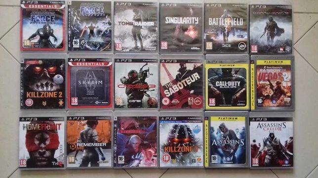jogos para consola ps3