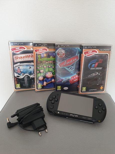 PSP E1004 Street + gry