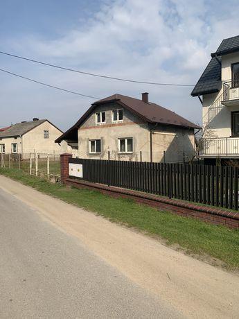 Dom nad wisła w okolicy sandomierza do wykonczenia