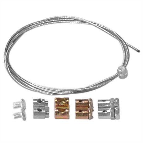 kit de reparação de cabo de embreagem travao, mota ou bicicleta serra