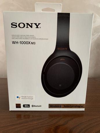 Наушники Sony WH-1000x m3