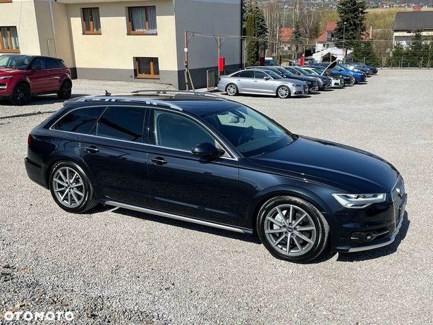 Audi A6 Allroad LED ACC Webasto Kamera360 HeadUp Dociagi BOSE Hak