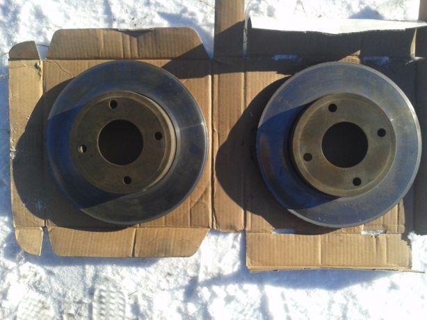 NISSAN Almera Klassic Передние тормозные диски