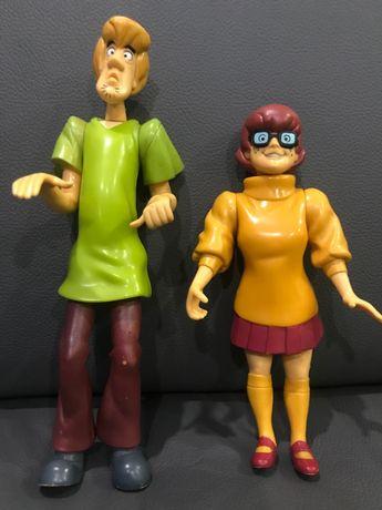 Figurka Shaggy i Velma (duże)