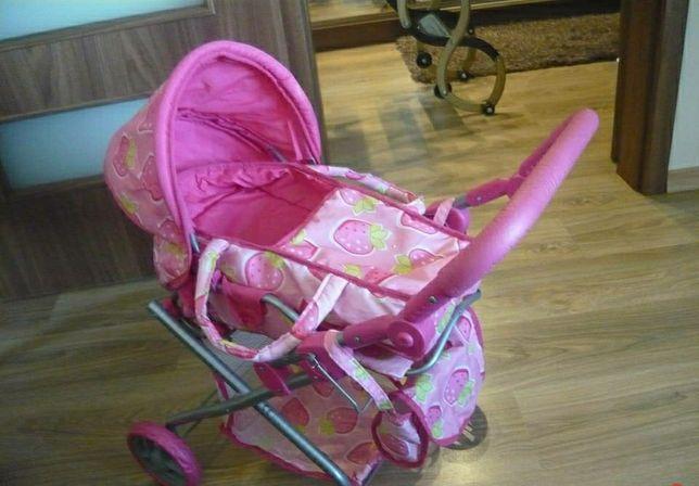 Wózek dla lalek oddam