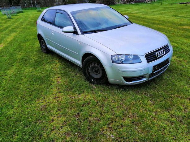 Audi a3 8p 2003r. 1.6 z Niemiec