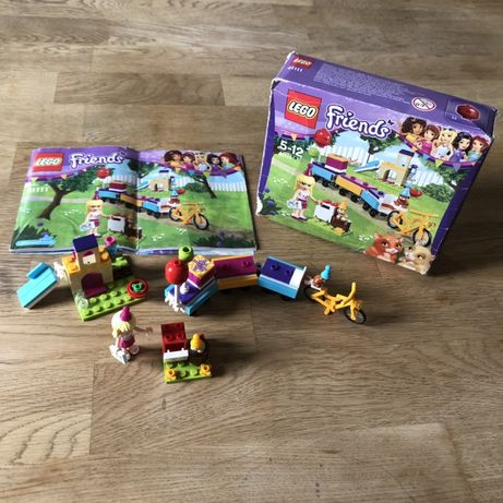 Lego Friends, zest.41111, 5-12 lat