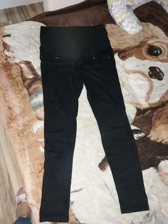 Spodnie ciążowe hm r.46