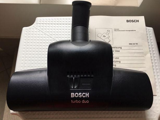 Щетка Для Пылесоса Бош Bosch Turbo Duo. Новая. Оригинал