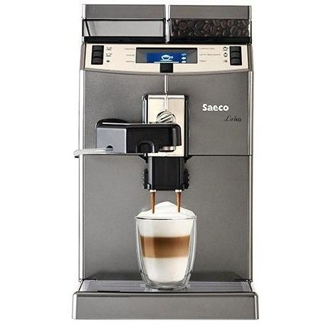 Кофемашина автоматическая Saeco Lirika One Touch Cappuccino (RI9851/01
