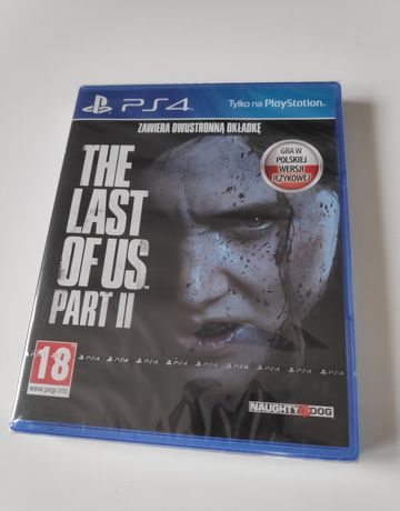 The last of us part 2 ps4 PL