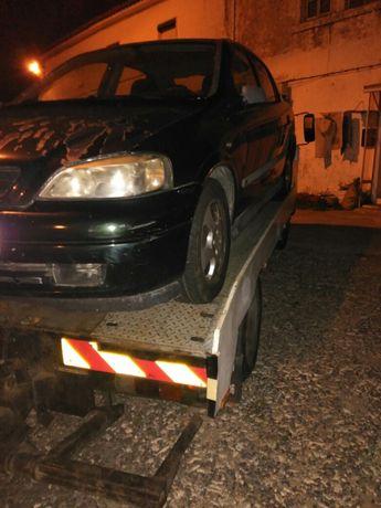 Caixa de direção Opel Astra G1.4 16v de 99