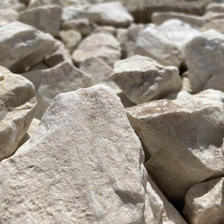 Grys Biała Marianna, kamienie ogrodowe