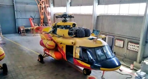 Вертолёты в отличном состоянии