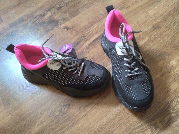 Nowe buty Jenny Fairy