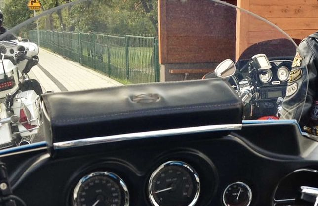 Harley-Davidson torba, sakwa pod szybę do modelu Electra !