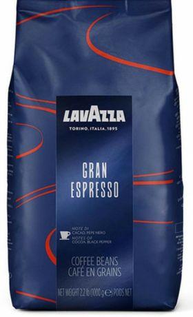 Lavazza Gran Espresso 1kg . гран еспрессо