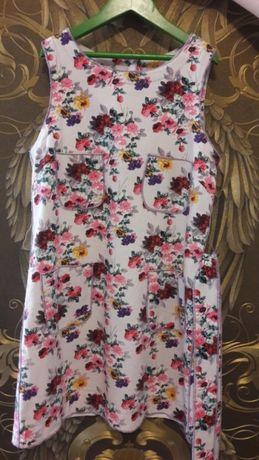 Стильное платье сарафан Dolce Gabbana D&G ,размер S