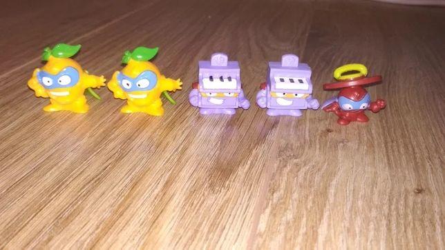 Figurki Super Zings 2 i Super Zings 3