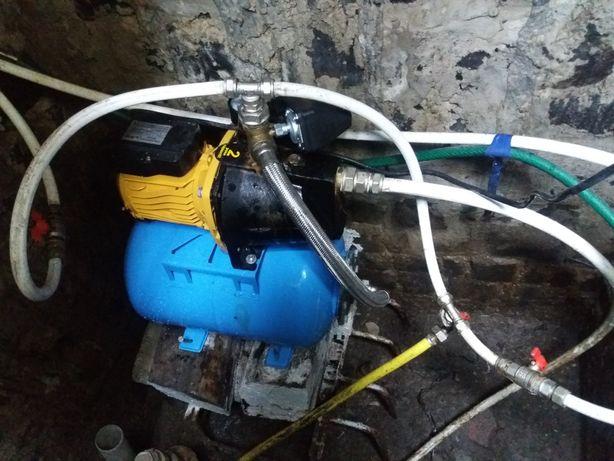 Ремонт и установка насосного оборудования.